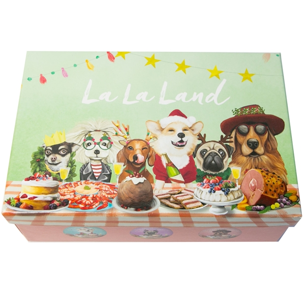 Bauble Set - Canine Christmas