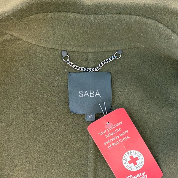 Saba tailored coat