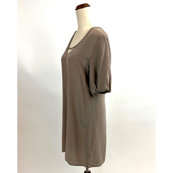 AX Armani Exchange v neck tunic