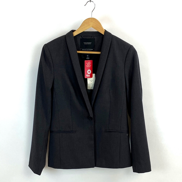 Scotch & Soda single button blazer