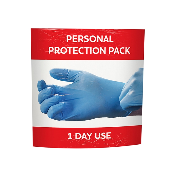 Personal Protection for 1 Day (20 pack)